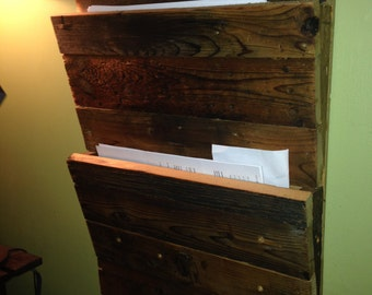 Made to Order Office Storage Mail Slot
