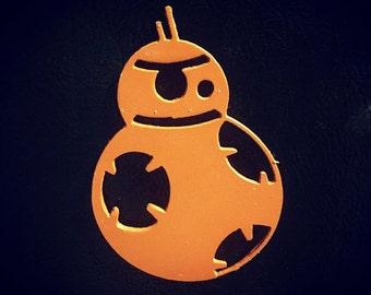 BB8 Magnet (Orange)