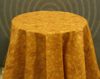 Signatures Loneta Fabric Tablecloth cover|100% cotton tablecloth,Custom dimentions available,Round Tablecloth oval,Fabric by the meter
