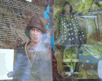 Monty Python Dead Collector Doll/ Holy Grail Action Figure/ Flying Circus/Gift/New/British Television Character/BBC/