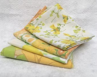 Fat Quarter Bundle, Vintage Yellows