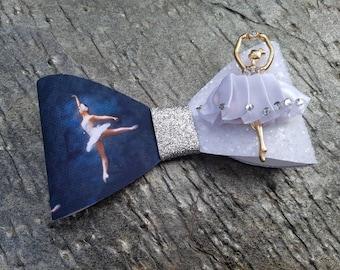 Prima Ballerina Ballet Hair Bow