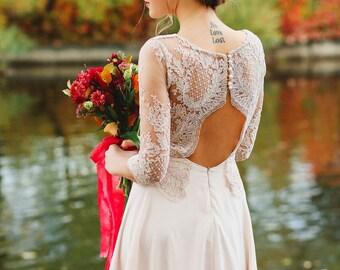 Elegant wedding dress Wedding dress