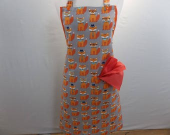 Gentleman Fox All Purpose Apron