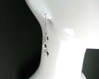 Swarovski Raindrops Earrings