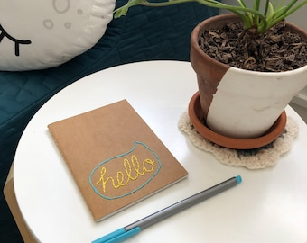 Talk to me! Pocket Notebook