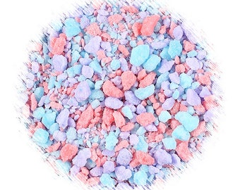 Cotton Candy Sprinkles, Cotton Candy Crunch Toppings, Ice Cream Toppings, Edible Sprinkles, Cupcake Sprinkles, Candy Toppings