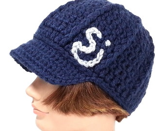 SCI Beanie with Brim, Limited Edition, On SALE - MED