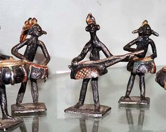 Set of African Muscians