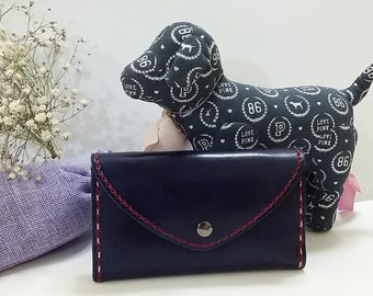 Handmade Leather Trifold Wallet WM3 Tri-fold Designs