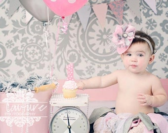 Tea Party Hats, Alice In Wonderland, Birthday Party Photo Props Baby, Mini Top Hat, Smash Cake Headbands, Infant Headbands For Toddlers