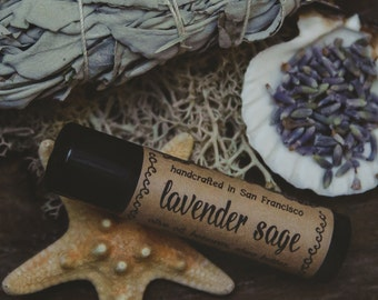 Moisturizing Lip Balm - Magic Made - Lavender Sage