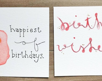 Birthday Greeting Card Assortment - 20 Cards