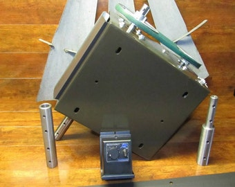 Windmill Ceiling Fan Motor Control Box, Switch, and Hanging Assembly (windmill fan not included)