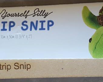 Craft Yourself Silly - Proggy Strip Snip