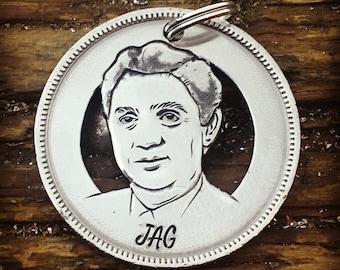 Portrait coin