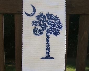 Palmetto Tree Kitchen Towel