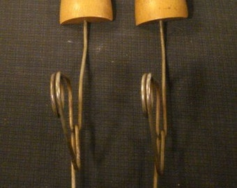 Vintage Pair of Simplex Shoe Stretchers