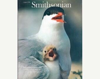 BTS Smithsonian Magazine August 1980