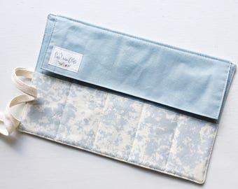 Shorty Pen Roll // Stone Wash Cloudy by April Rhodes