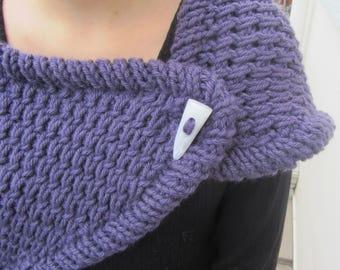 Clothing-Gift Her, Wrap Womens Boho, Knit Shawl, Shoulder Cozy, Shoulder Wrap, Cashmere Shawl, Chunky Knit Cape, Cozy Shoulder Shawl