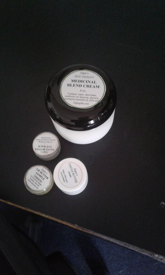 Skin Therapy Blended Creams