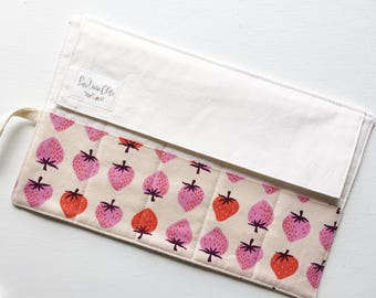 Shorty Pen Roll // Yours Truly by Kimberly Kight