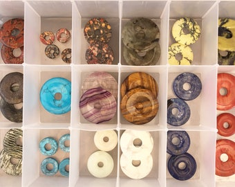 Box of Stone Donuts