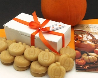 Pumpkins Pure Vermont Maple Candy Gift Box