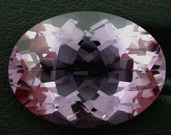 20x15 natural oval amethyst gem stone gemstone