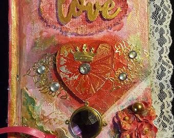 Love (4x7) Journal