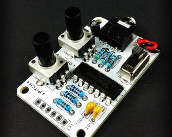 Diy kits etsy uk atari punk console kit beginners diy electronic project circuit bent synthesizer noisemaker solutioingenieria Image collections
