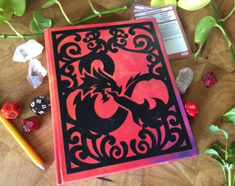Dungeons and Dragons - Journal/Sketchbook