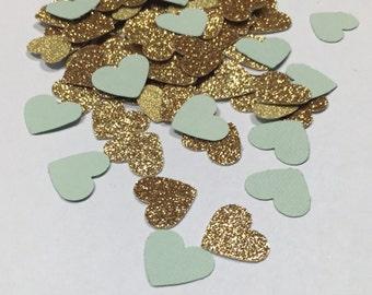 Heart Confetti  Party, Decorations , Kids Party, Wedding Decor, Bridal Shower Confetti, Baby shower, Confetti