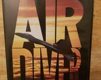 Air Diver - Sega Genesis (Complete & Authentic)