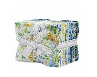 Memorial Day Sale Summer Breeze V~ 27 Precut Cotton Fat Quarters 18In X 21In 33300Ab Moda