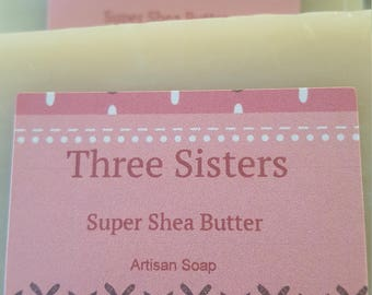 Super Shea Moisturizing Soap