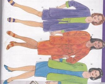 Butterick 5435 Vintage Pattern Womens  Jacket, Pants, Shorts, Skirt  and Top Size 16,18,20 UNCUT