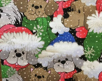 Winter dog bandana pet scarf for Christmas for pet dog or puppy