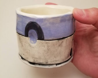 Blue and White Teabowl