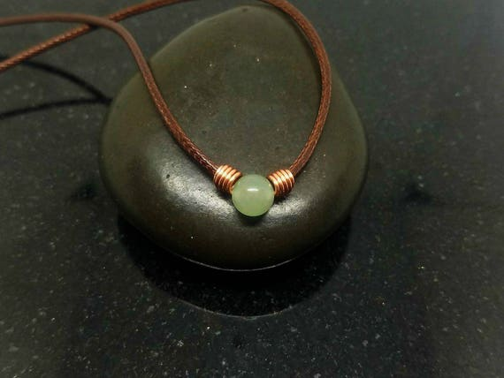 Green Aventurine necklace choker, Healing Choker Necklace, Crystal Choker, Crystal choker, Crystal Necklace, Healing Jewelry, Stone Choker