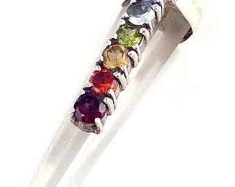 Jewelry CHAKRA Crystal pendulum esoteric jewelry chakra during reiki Crystal healing balancing vk40 jewel pendant