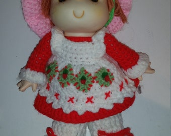 Vtg Rare Like-new Homemade Mitzi doll