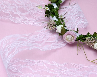 Lace Ribbon in 2. Wide wedding