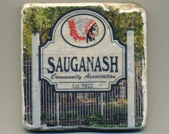 Sauganash - Original Coaster
