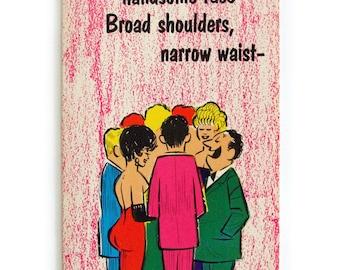 Vintage Kahnay Cards Funny Greeting Card