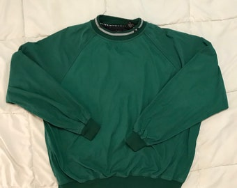 Vintage Green Sweater