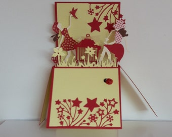 Mailing POPUP card all occasions