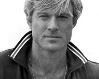 Robert Redford II - Cross stitch pattern pdf format