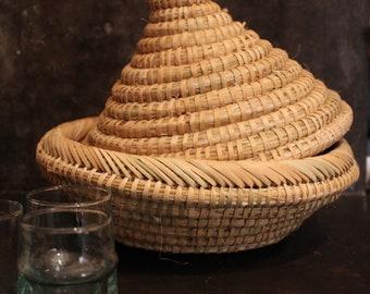Moroccan bread basket